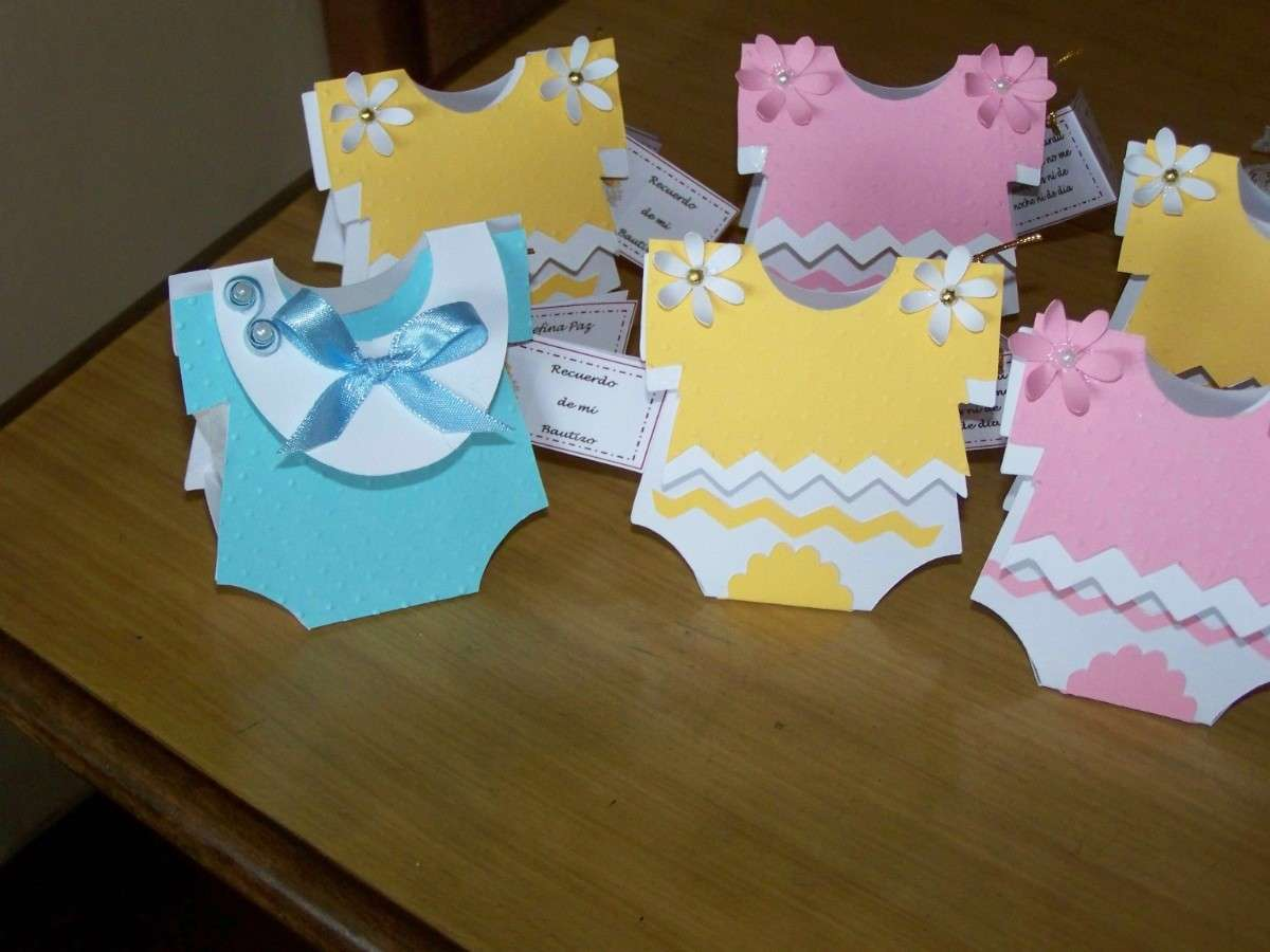 Baby Shower: inviti a tema