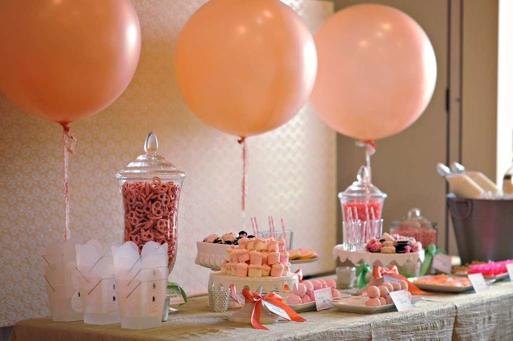 Baby Shower a tema romantico