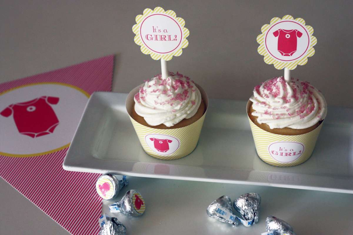 Cupcake decorate