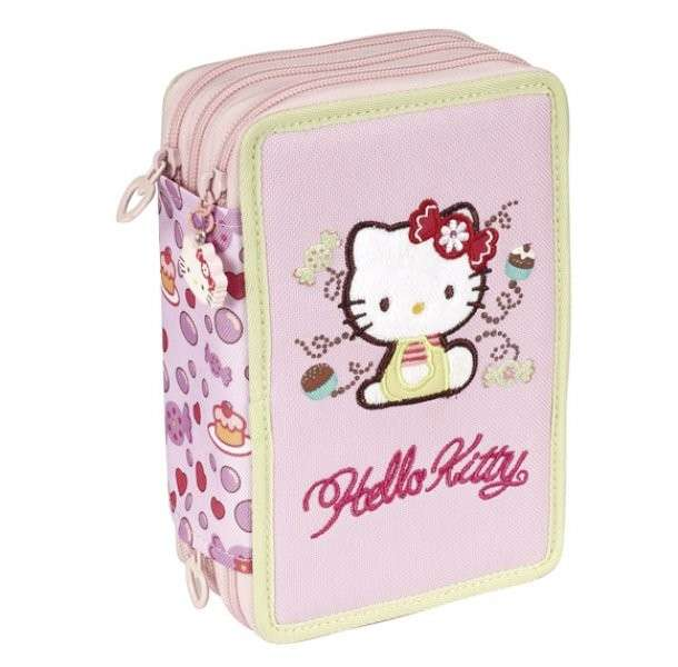 Astuccio Hello Kitty per bambine