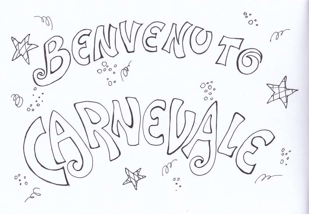 Disegni Da Colorare Carnevale Coloratutto Website