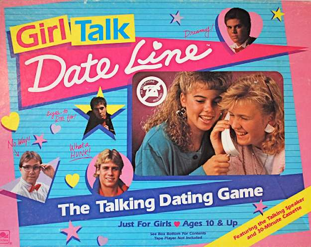 The Talking Dating Game