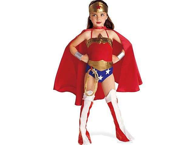 Costume da Wonder Woman