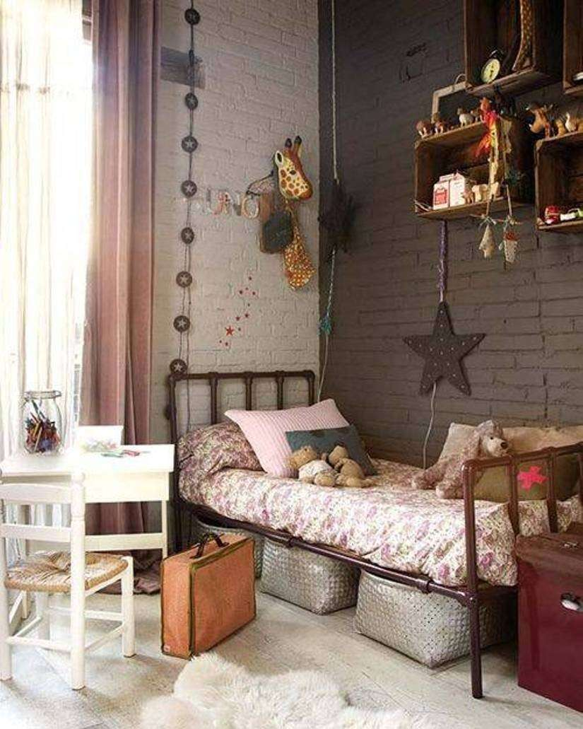 Stile shabby industriale