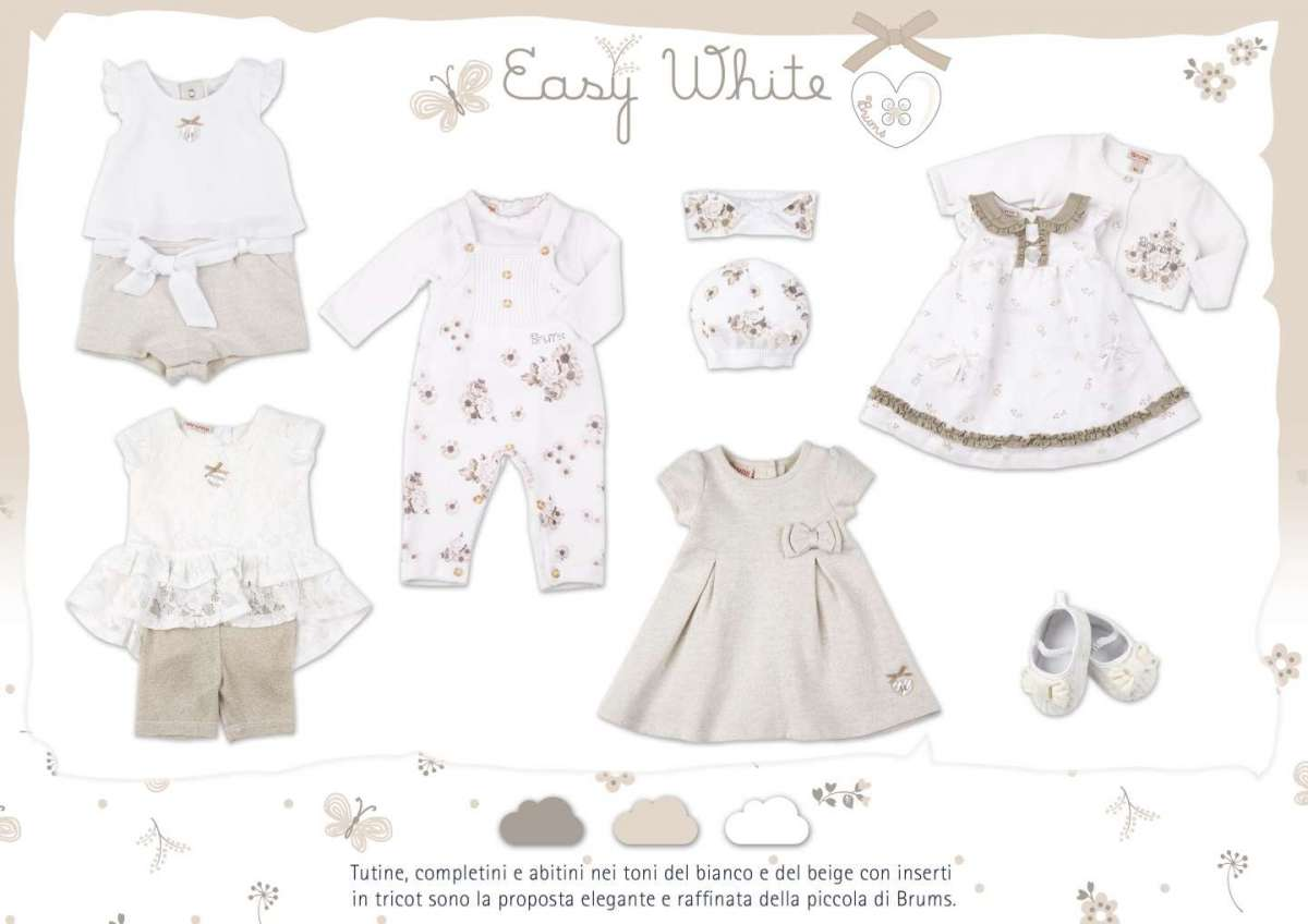 Nursery easy white