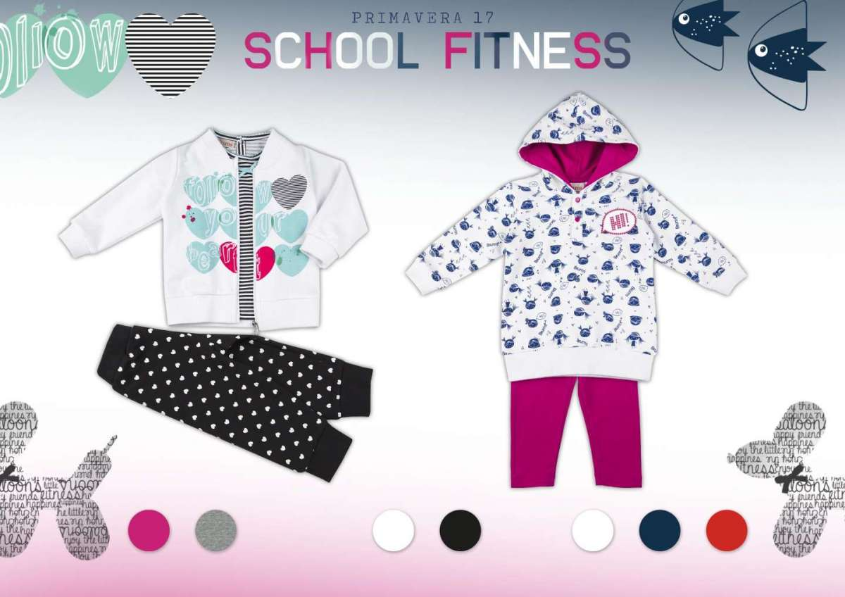 Linea School Fitness