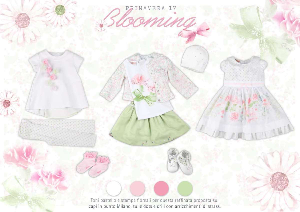 BE Blooming