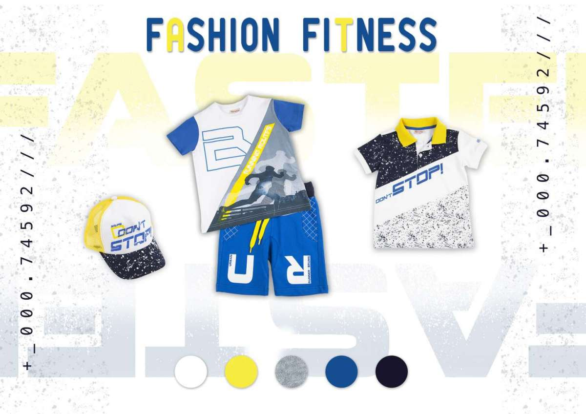 Abiti Fashion Fitness