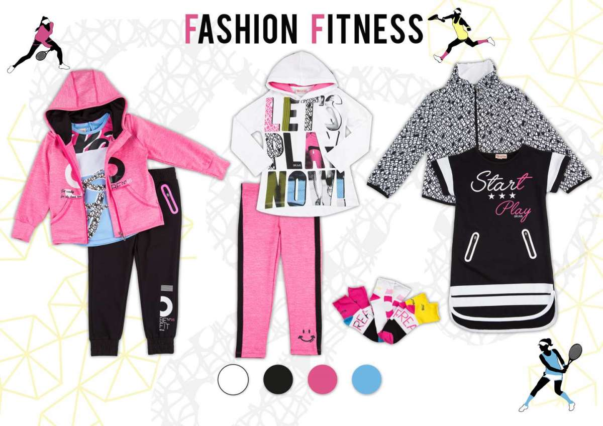 Fashion fitness primavera