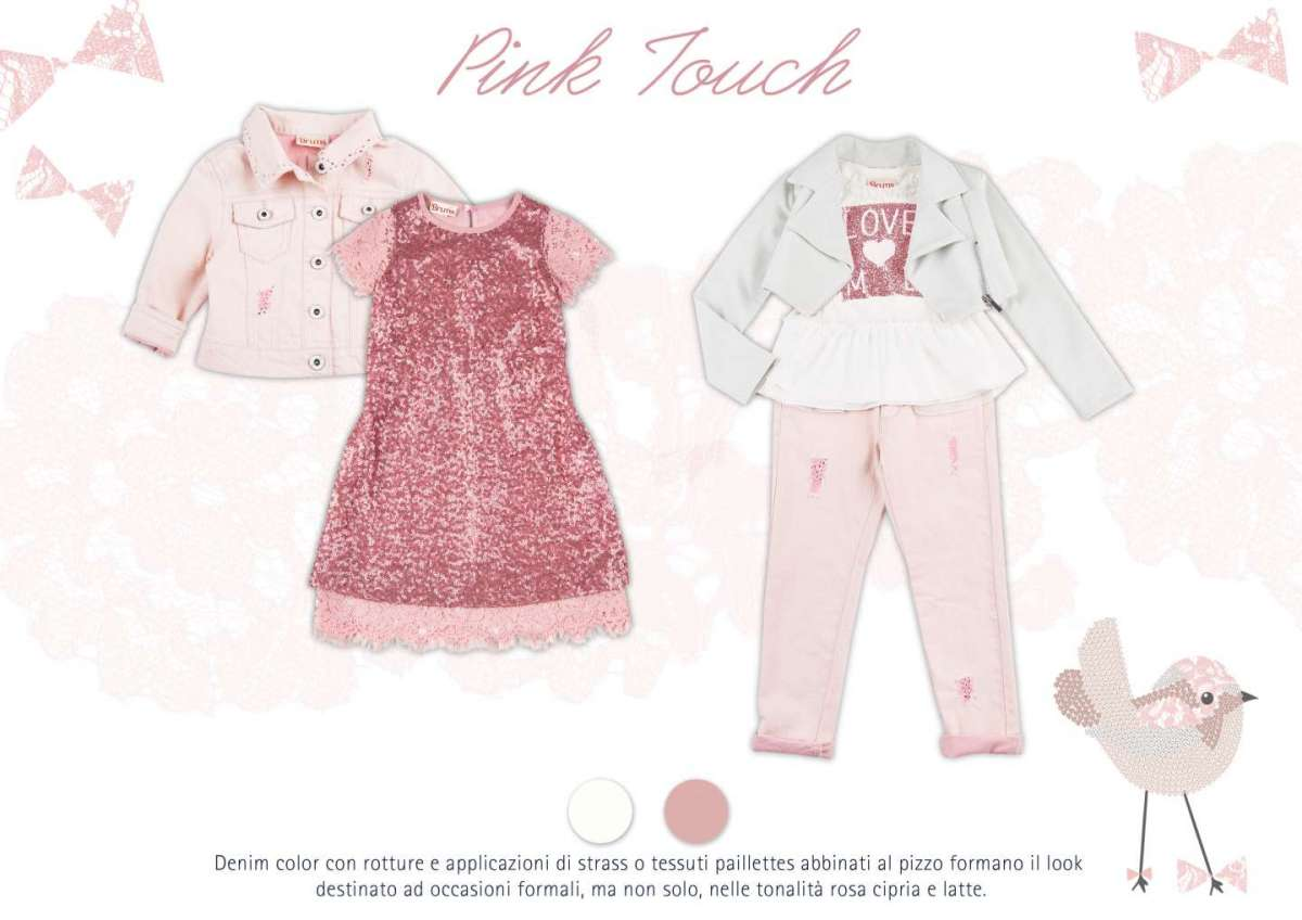 Collezione Pink touch