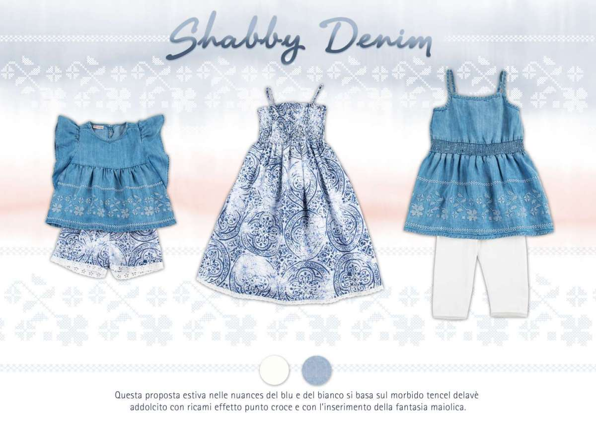 Shabby Denim estate