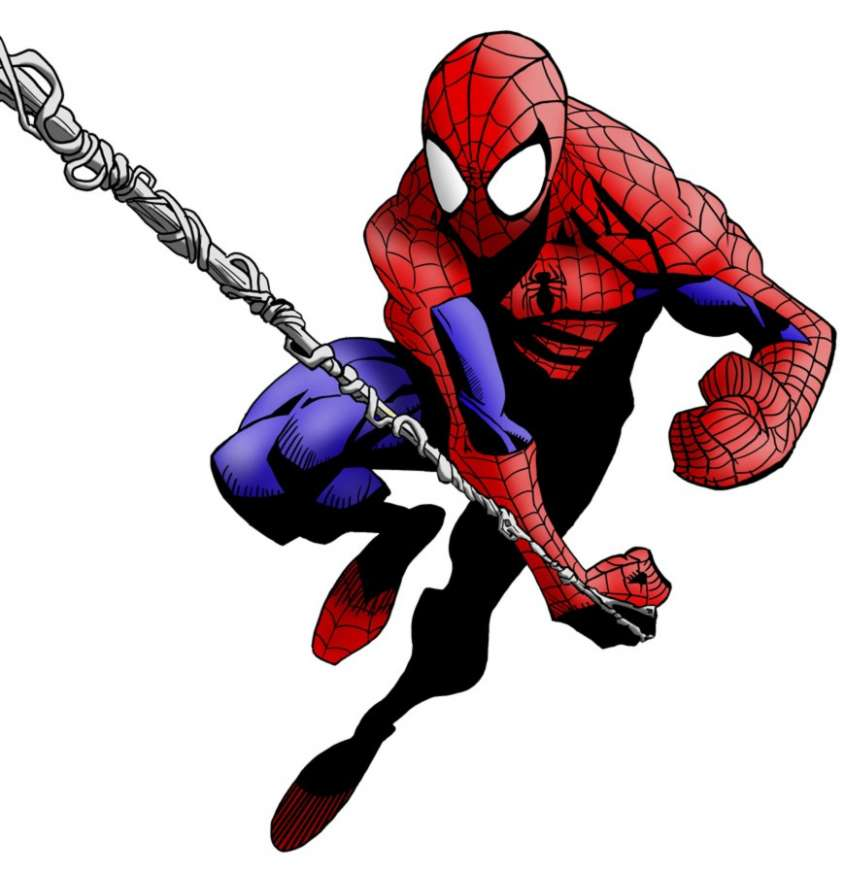 Disegni di spiderman da stampare e colorare foto mamma Disegni spiderman da colorare gratis
