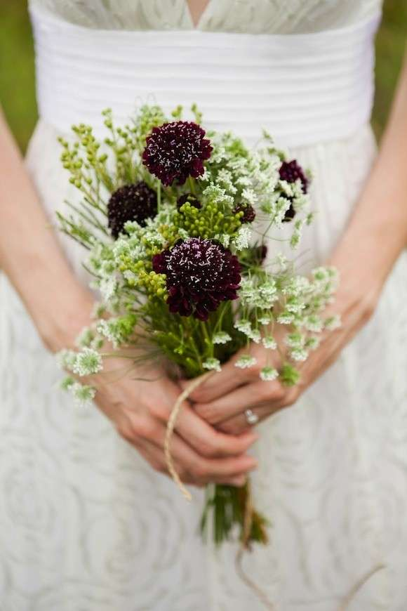 Bouquet country style