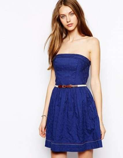 Minidress Tommy Hilfiger