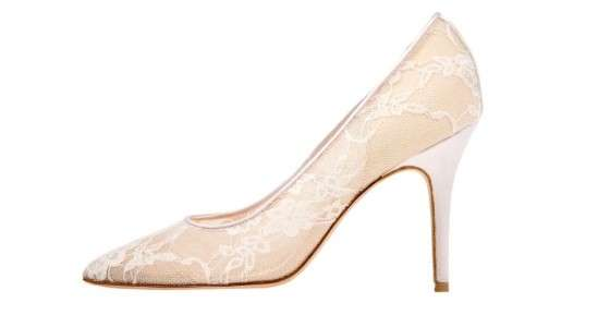 Scarpa sposa Monique Lhuillier