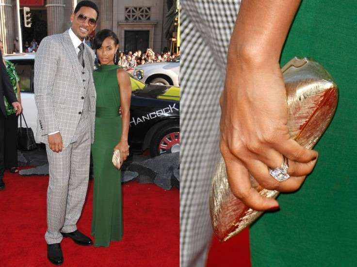L'anello di Jada Pinkett Smith