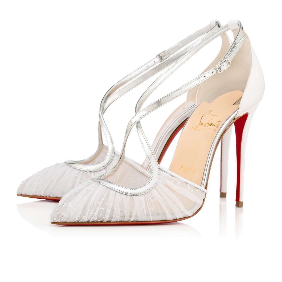 Mary Jane in tulle Christian Louboutin