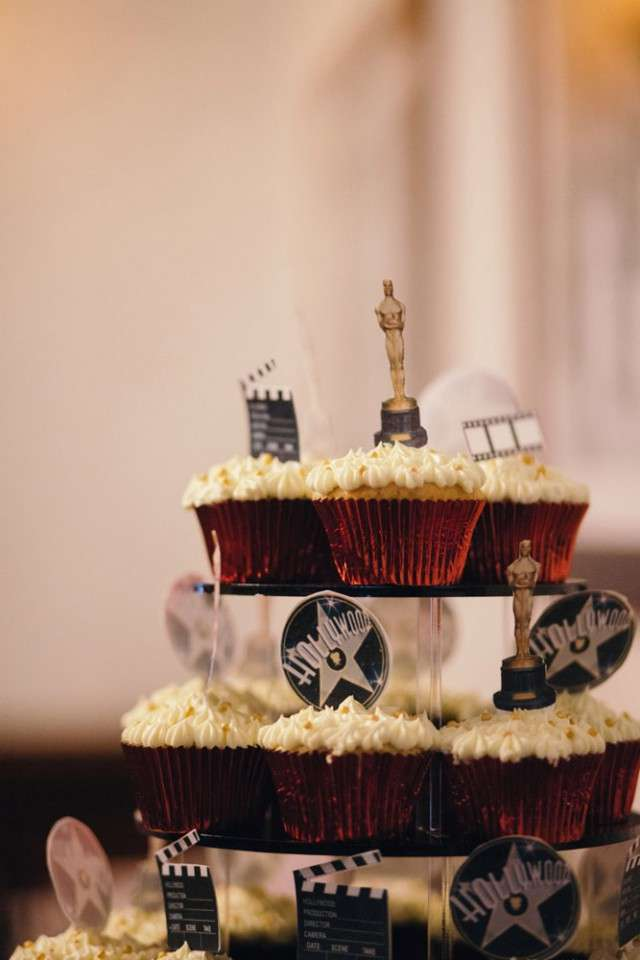 Dolcetti a tema Hollywood
