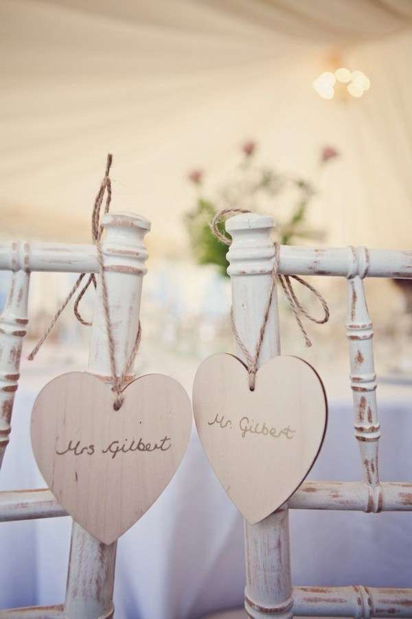 Decorazioni per il matrimonio shabby chic foto for Decorare stanza shabby chic