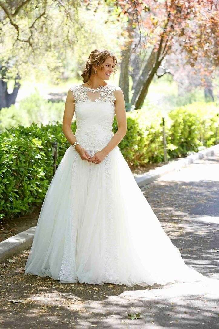 Il primo abito da sposa di Kate Beckett in Castle