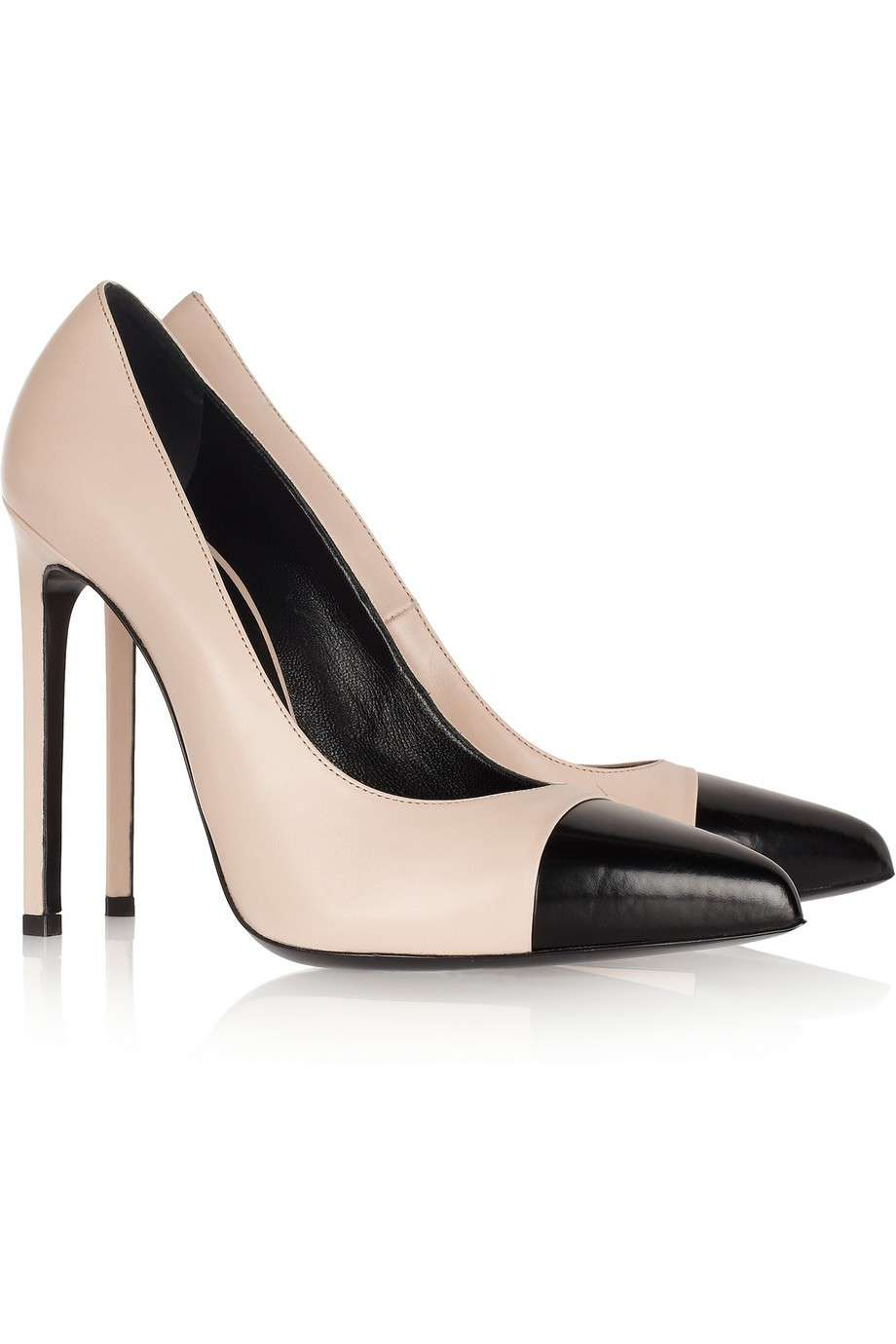 Pumps bicolor Saint Laurent
