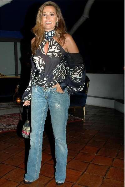 Denim look per Daniela