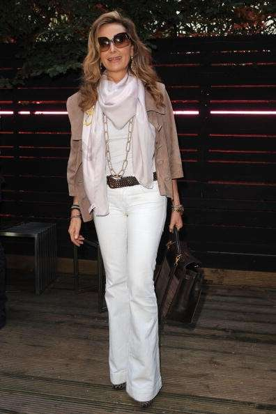 Look casual chic per Daniela