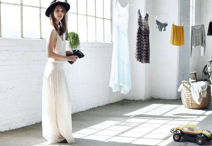Longdress e accessori chic