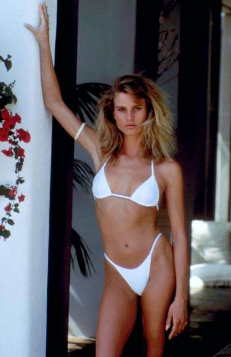 Nicolette Sheridan in The Sure Thing