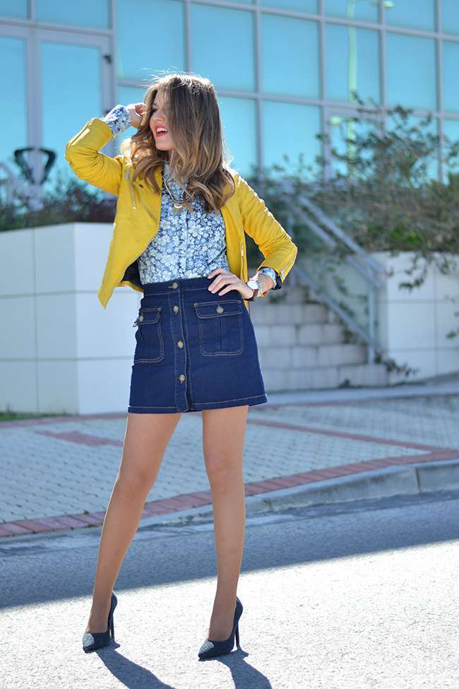 Look con dècolletès