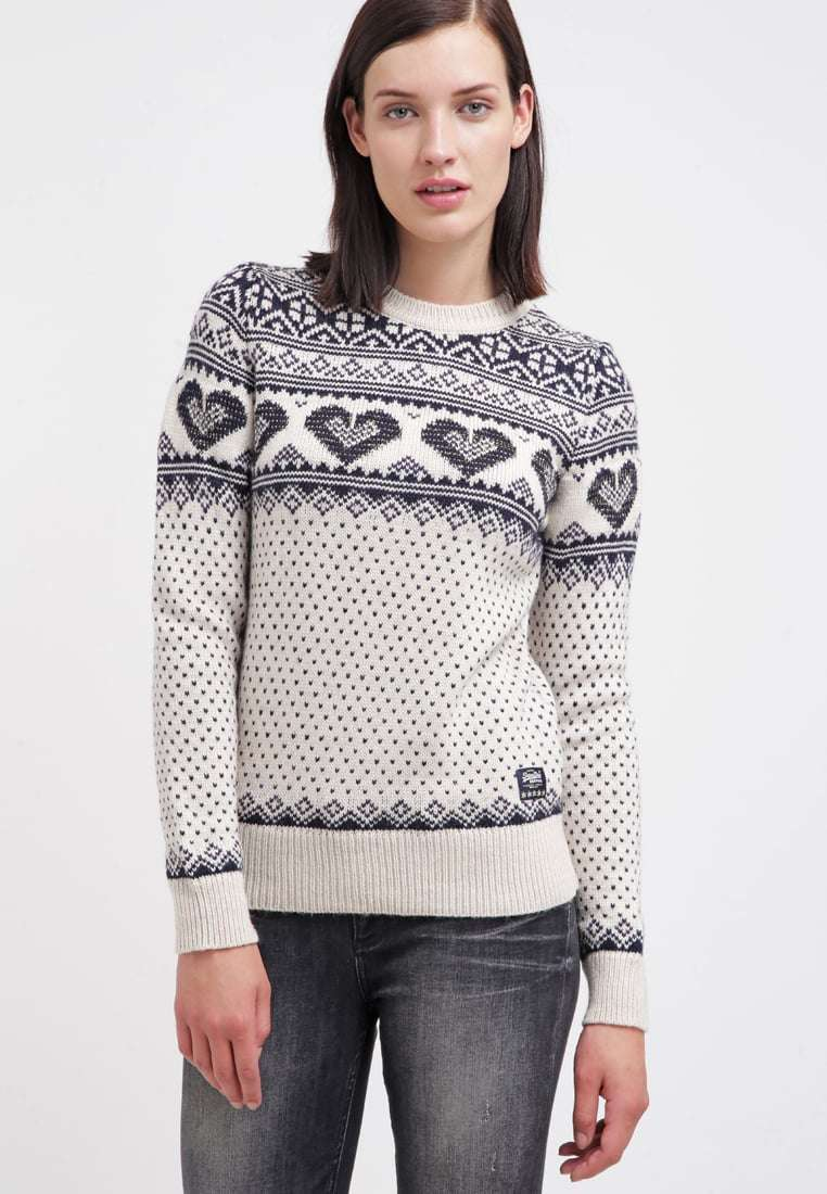 Maglione Superdry norvegese