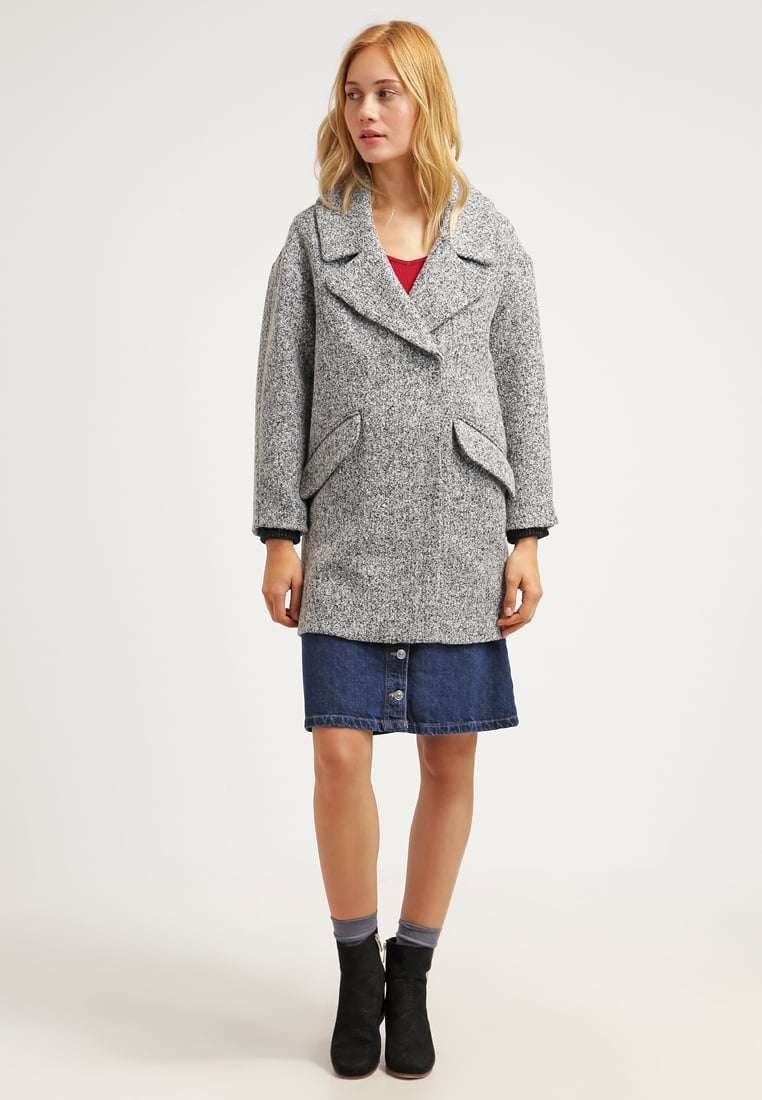 Cappotto oversize Topshop