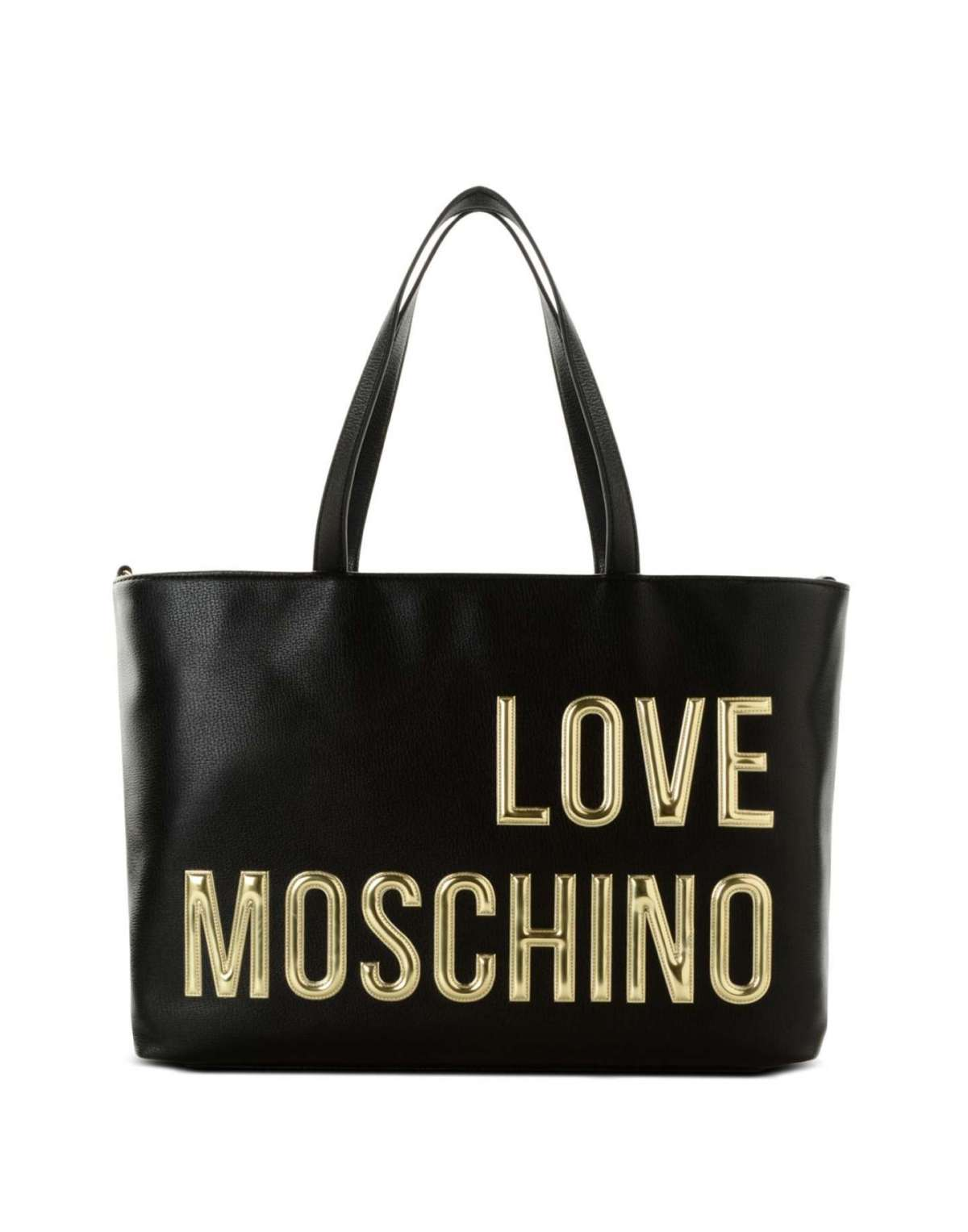 Shopper nera Love Moschino