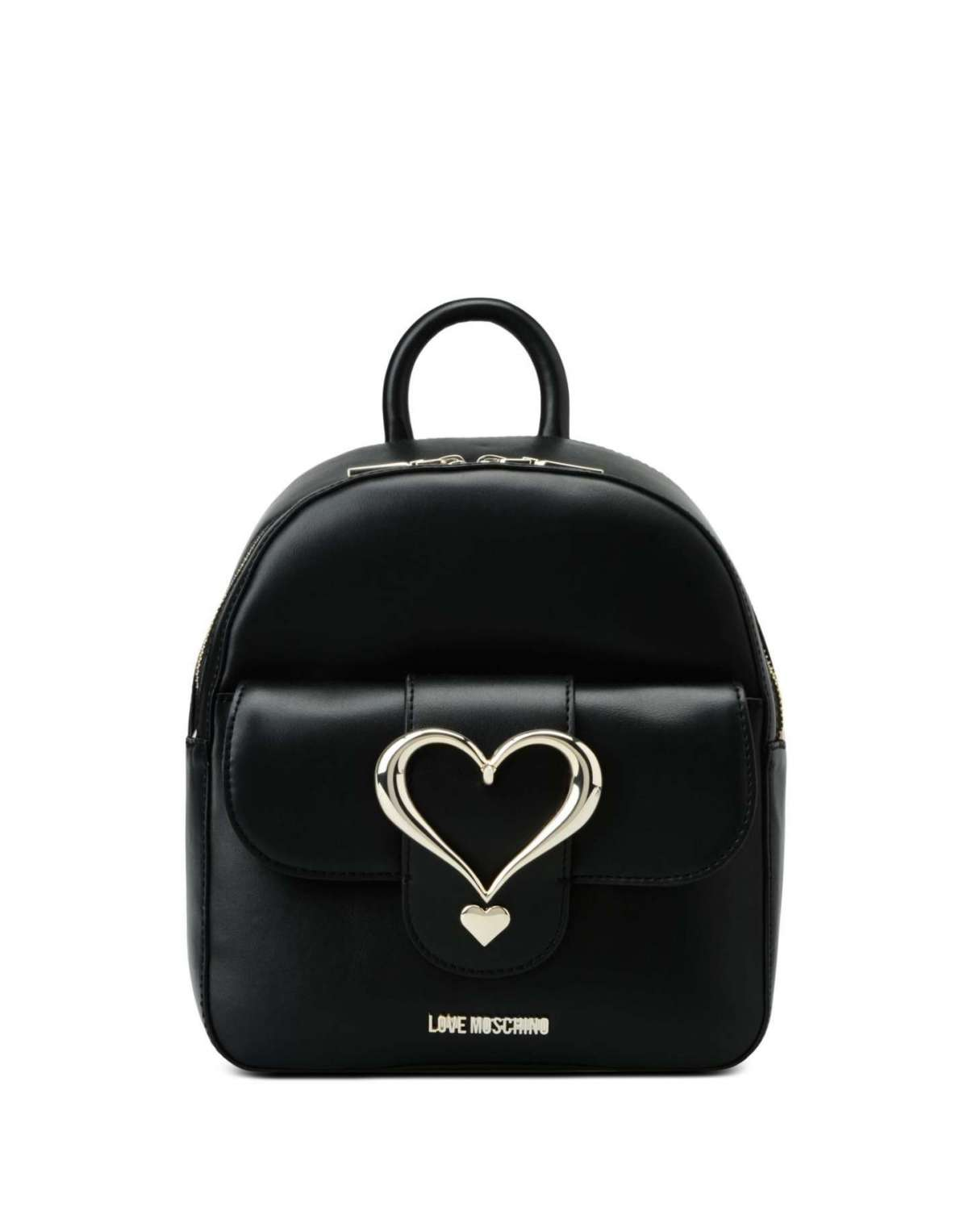 Mini zaino Love Moschino nero
