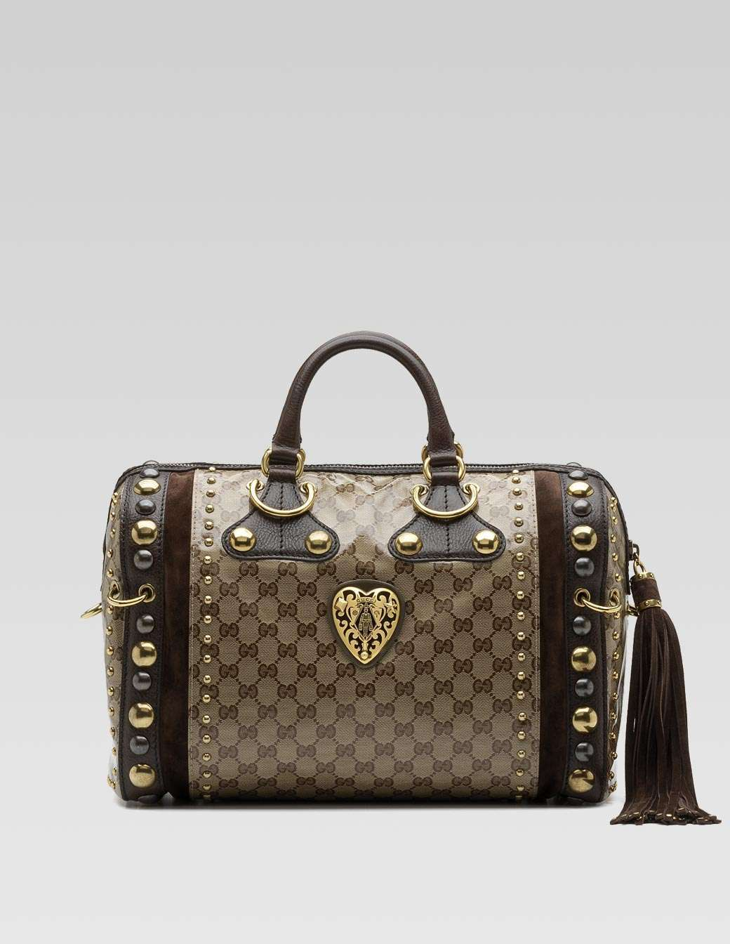 Bauletto Boston Bag vintage Gucci
