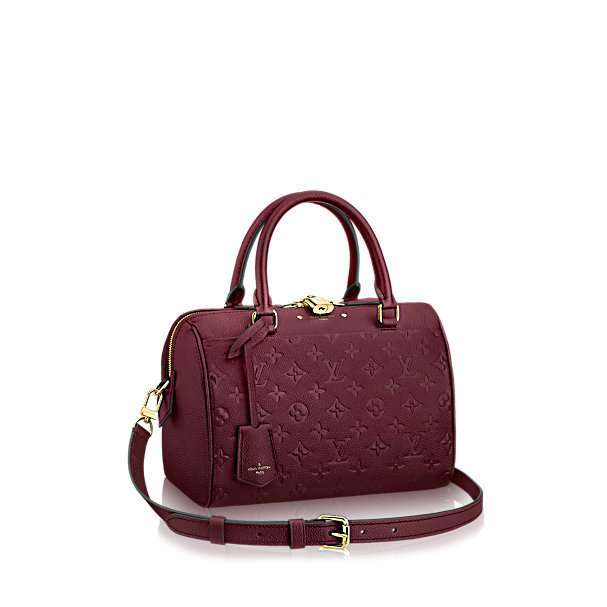 Borsa bauletto Speedy in pelle