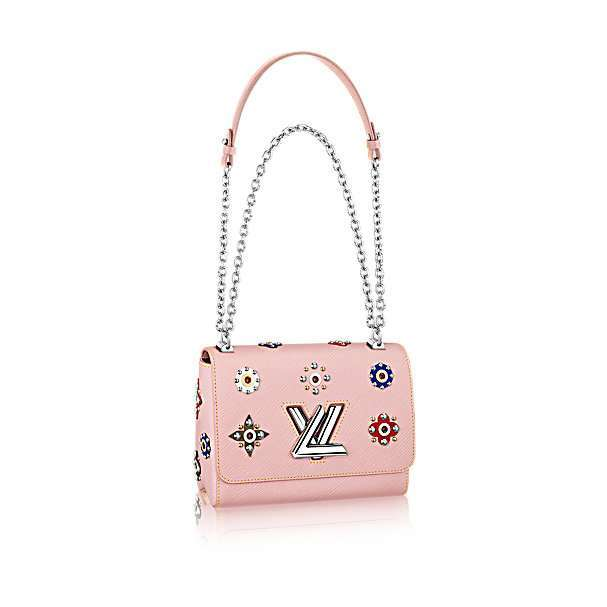 Borsa a tracolla Louis Vuitton Twist MM