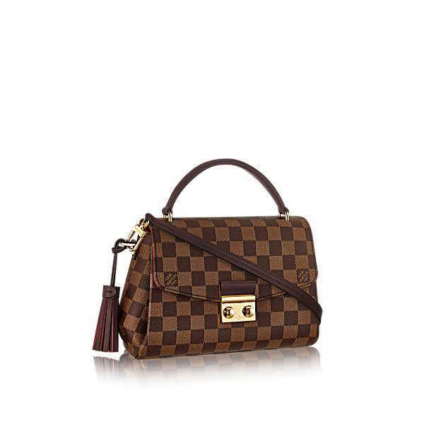 Borsa Louis Vuitton in tela Damier
