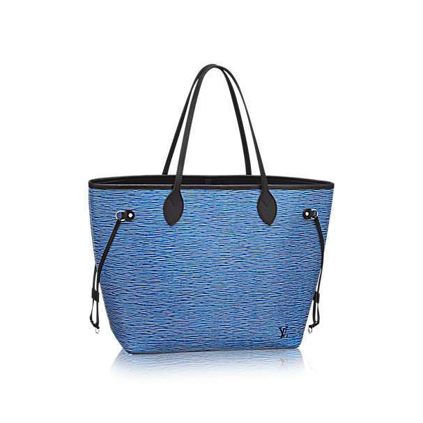 Shopper Neverfull blu
