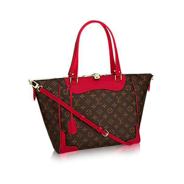 Borsa a spalla in tela Monogram Louis Vuitton
