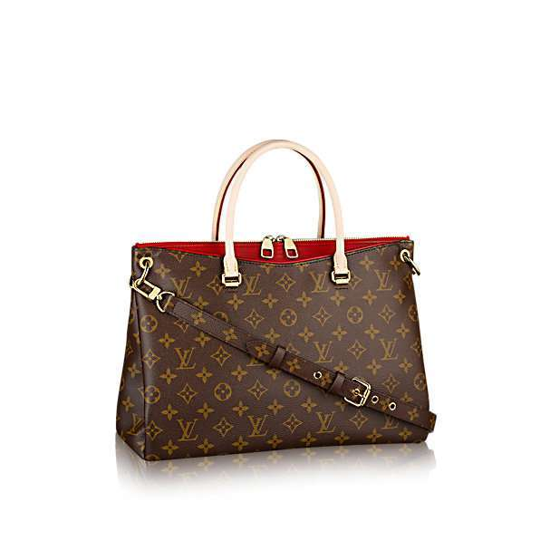 Handbag Pallas Louis Vuitton