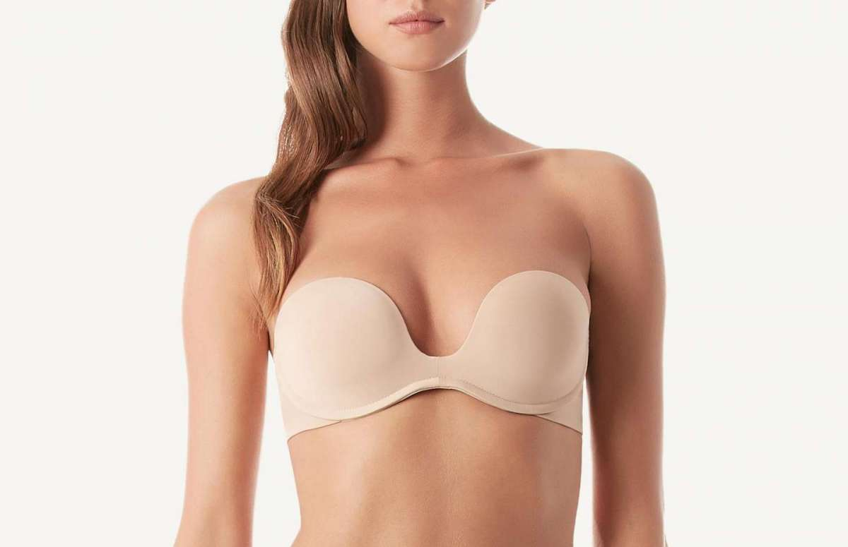 Reggiseno invisibile push up Intimissimi