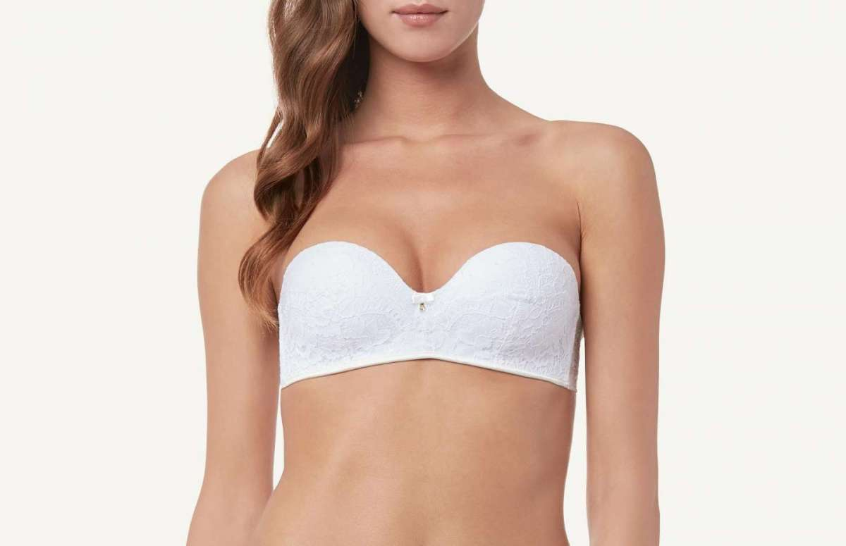 Reggiseno push up senza bretelle Intimissimi