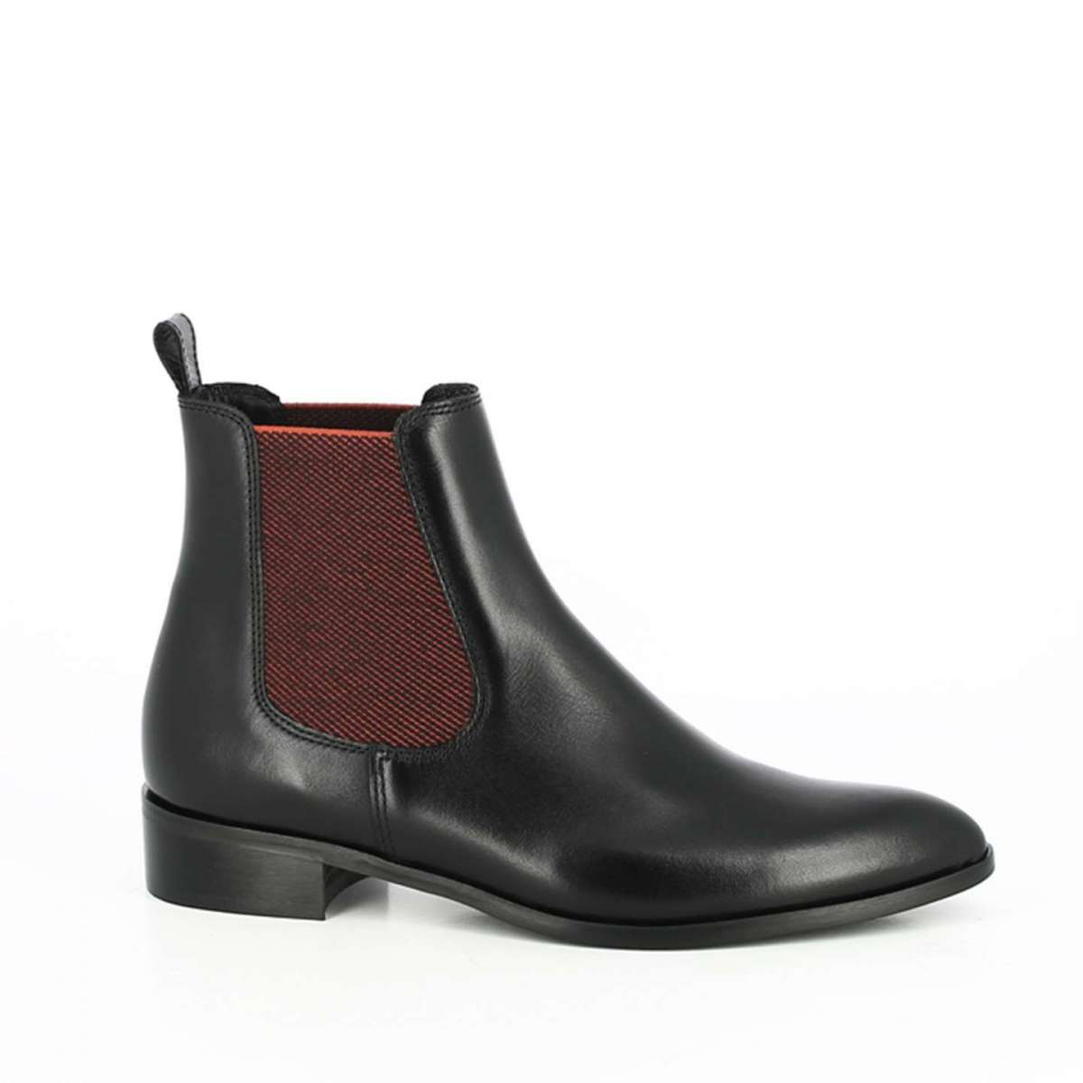 Chelsea boot neri a punta