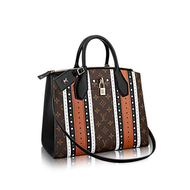Borsa a mano City Steamer MM Louis Vuitton