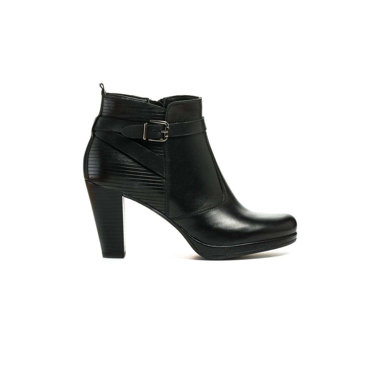 Ankle boot con tacco Pittarosso