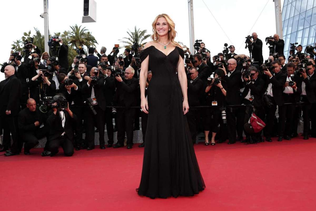 Julia Roberts a Cannes 2016