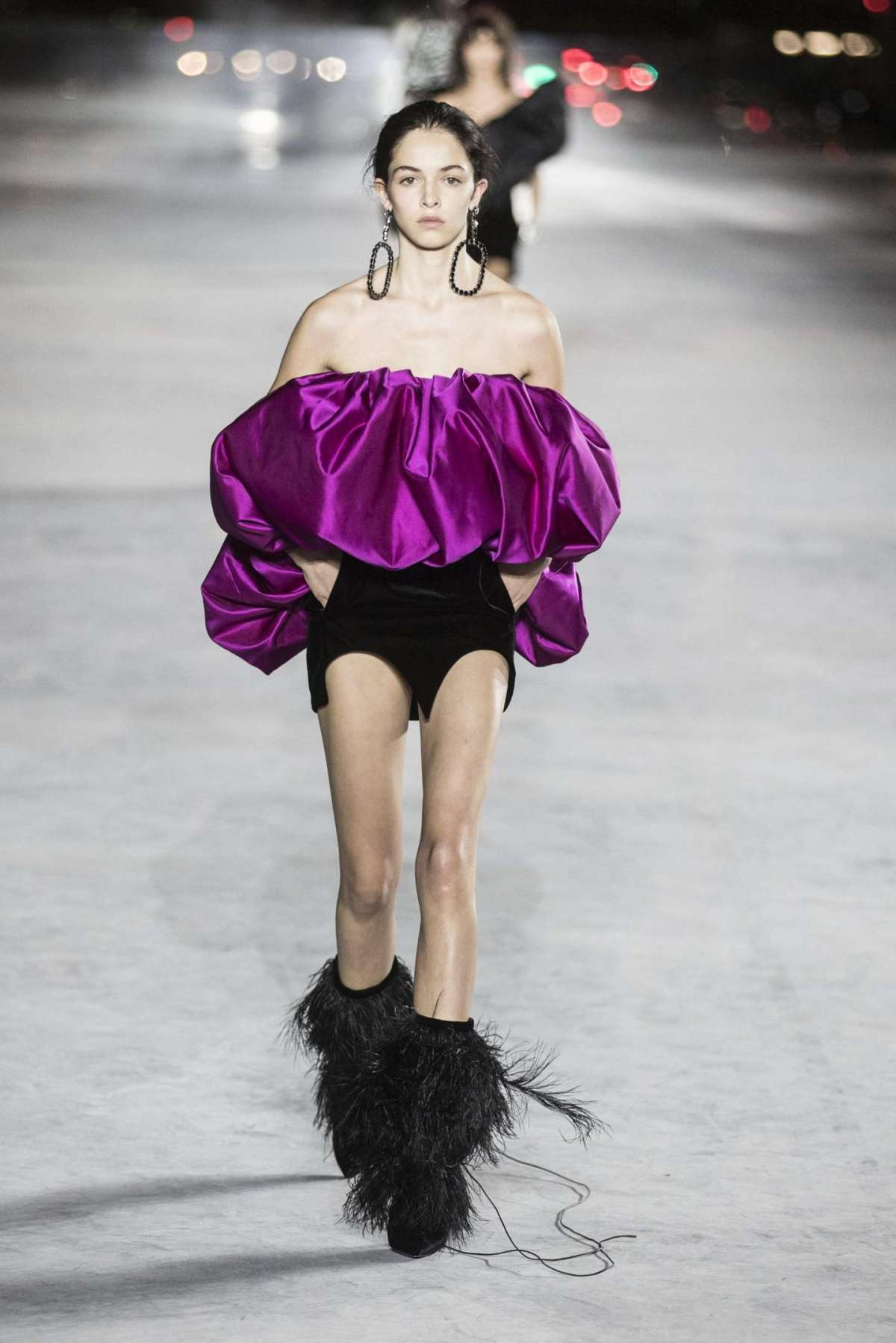 L'Ultra Violet da Saint Laurent