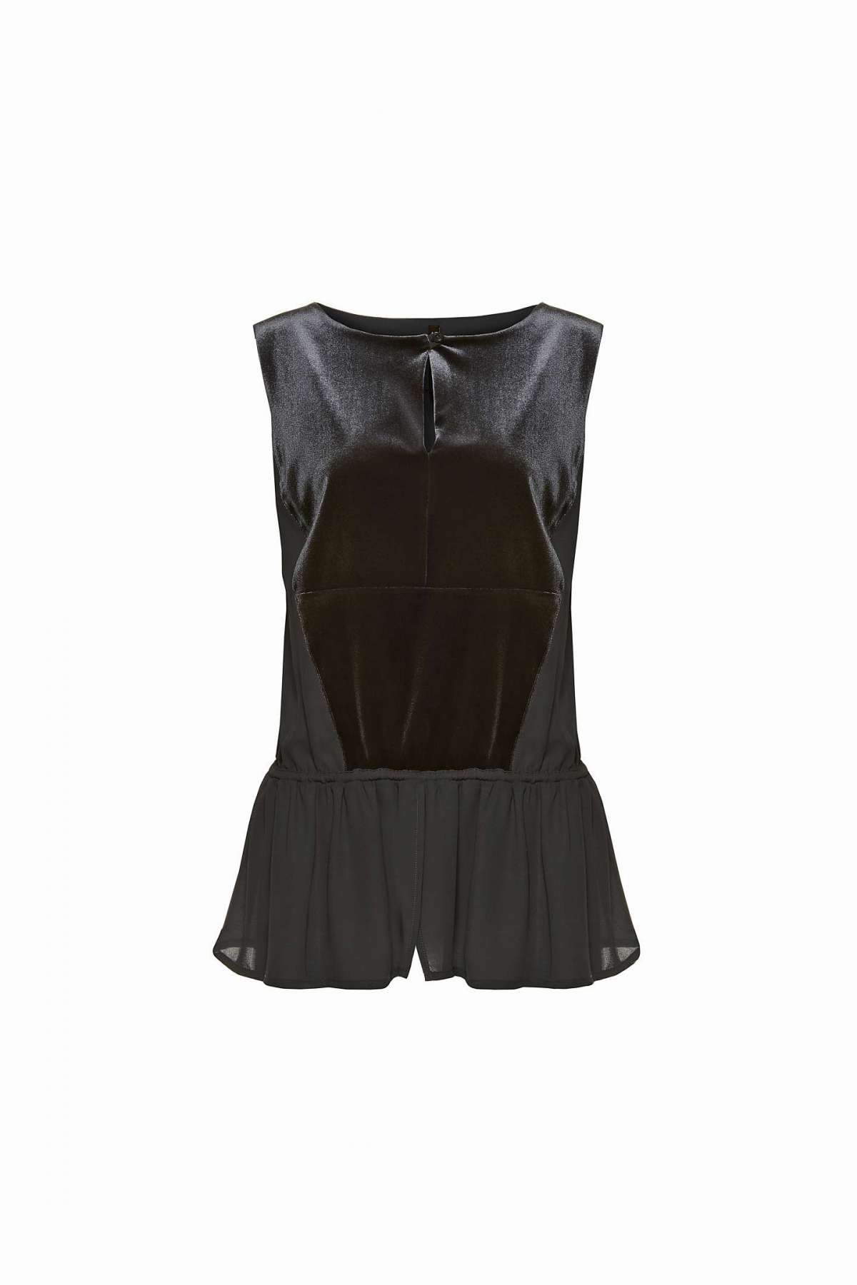 Playsuit nero Manila Grace