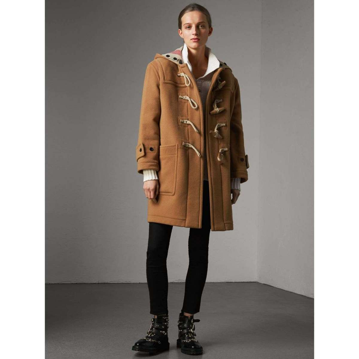 Cappotto montgomery originale Burberry